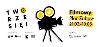 Filmowy Plac Zabaw z Fundacją LAS SZTUKI