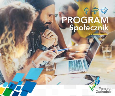 Program Społecznik 2017 - grafika