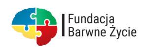 Fundacja Barwne Życie - logotyp