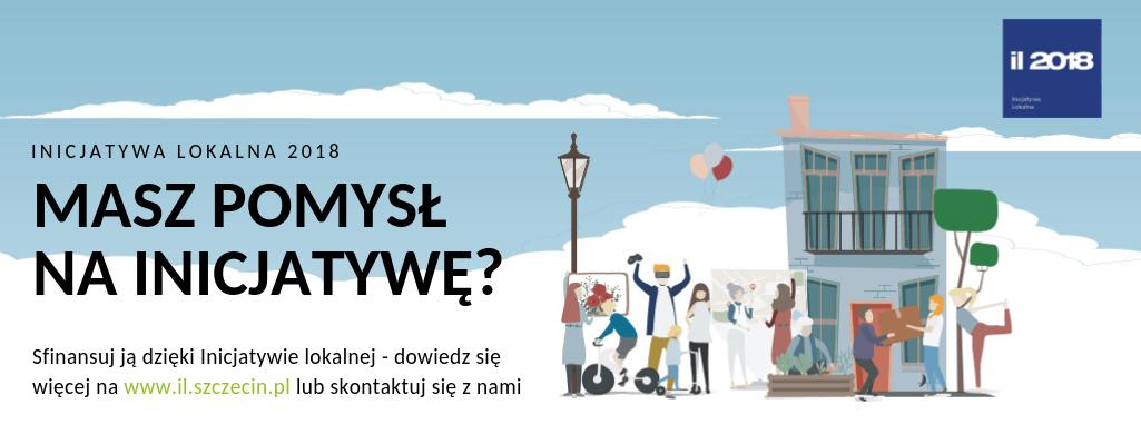 Spotkanie Inicjatywa Lokalna 2018 | DKK Skolwin @ Dom Kultury Klub Skolwin | Szczecin | Województwo zachodniopomorskie | Polska